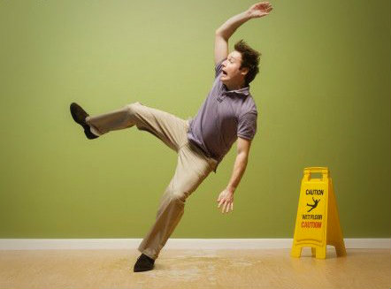 What You Need to Know About Slips and Falls